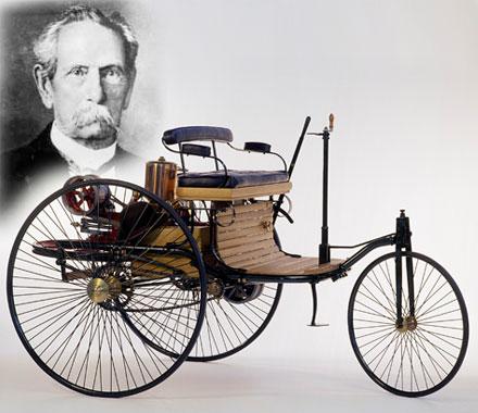 Conheça a História do automóvel
