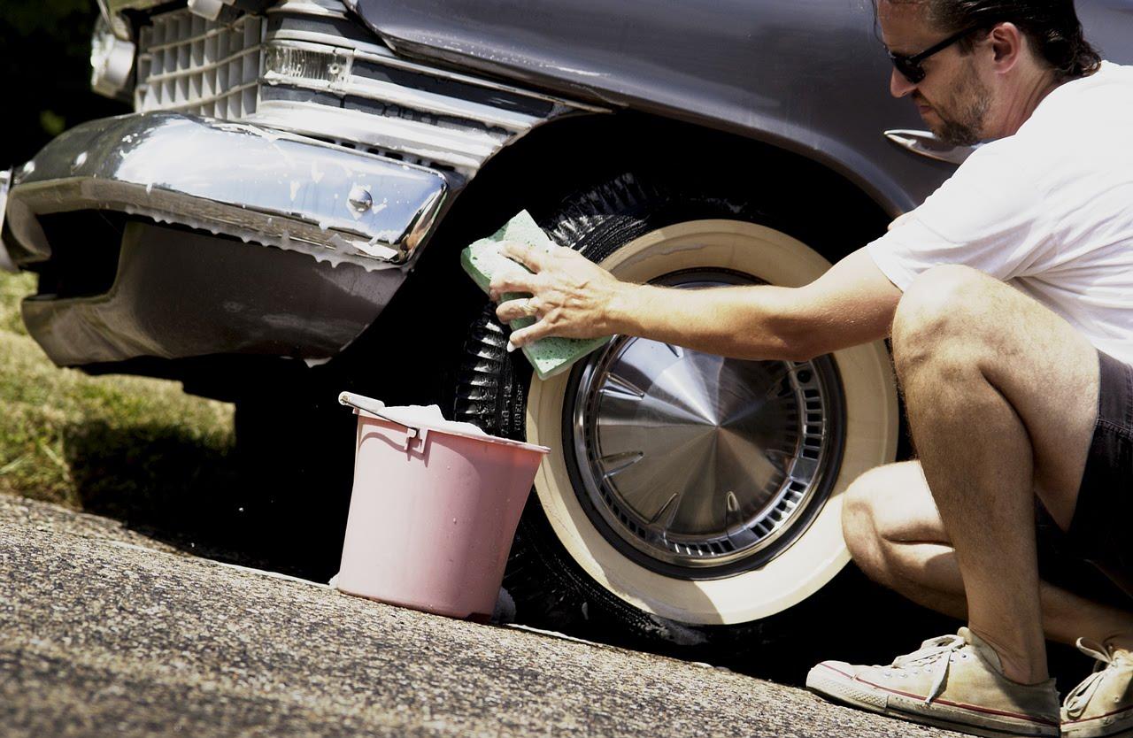 Dicas para cuidar das rodas do seu carro