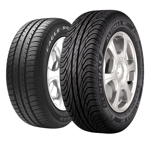 Veja a diferença dos pneus 175/65R14 versus 175/70R14