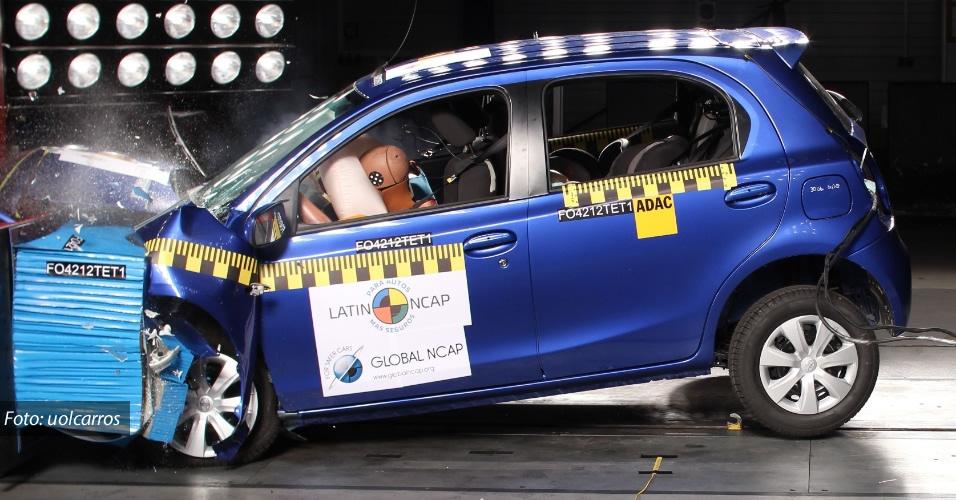 Normas de segurança automobilística tendem a melhorar no Brasil