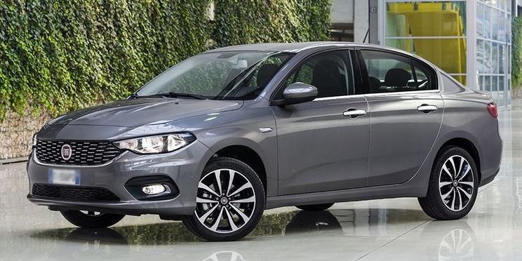Novo Fiat Tipo chegará ao Brasil em 2016