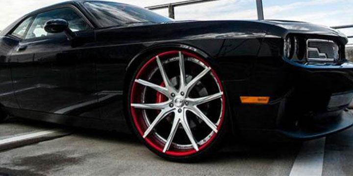 Lei sobre alteração do conjunto de rodas e pneus