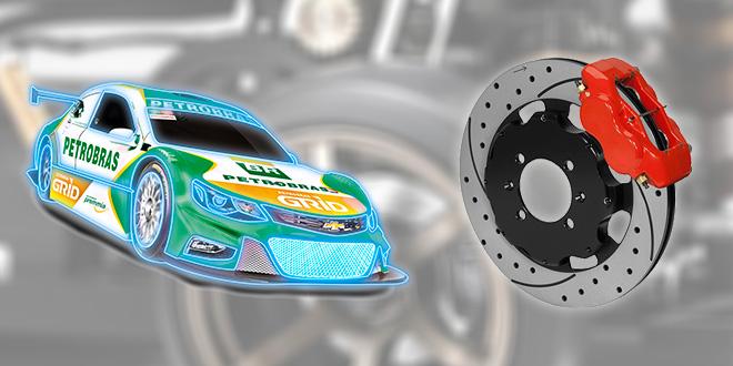 Disco de freio de nióbio x disco de freio convencional