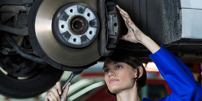 Faça checkups em seu veículo para ter certeza que está tudo bem com os discos de freio de seu carro. disco de freio de nióbio